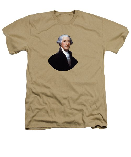 President George Washington Heathers T-Shirt by War Is Hell Store