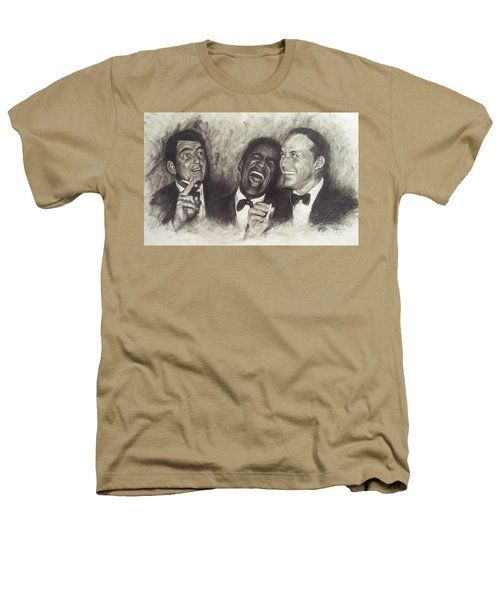 Rat Pack Heathers T-Shirt by Cynthia Campbell