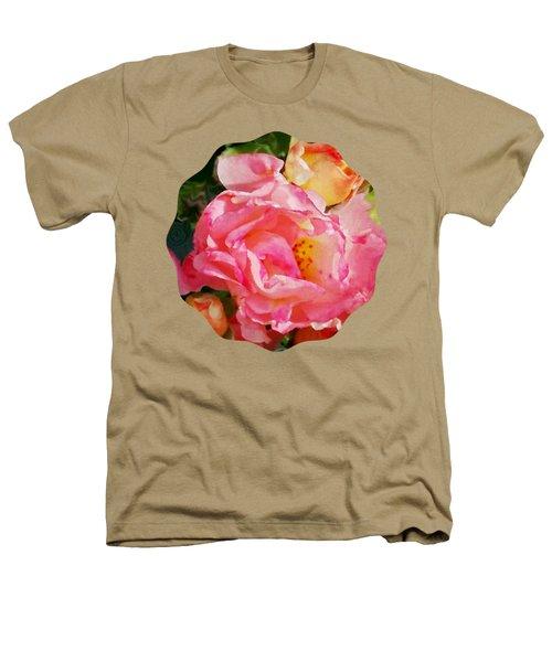 Roses Heathers T-Shirt by Anita Faye