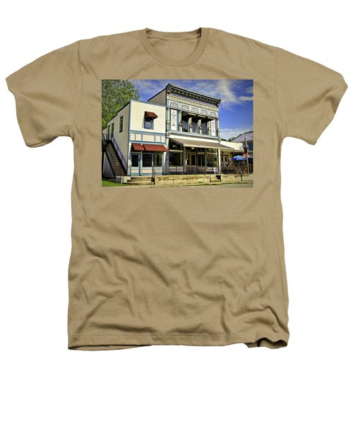 Samuel Hackmann Building Heathers T-Shirt by Cricket Hackmann