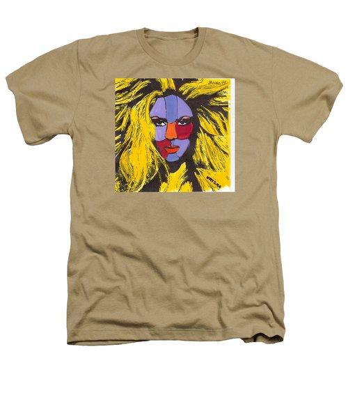 Shakira Heathers T-Shirt by Zheni Mavromati