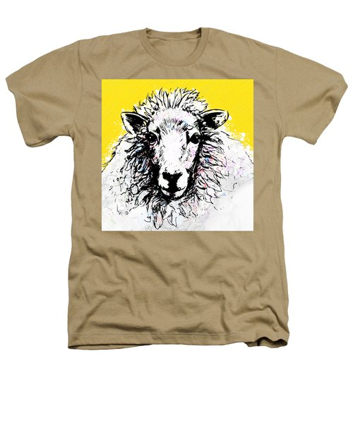 Sheep Heathers T-Shirt by Tiffany Hunter