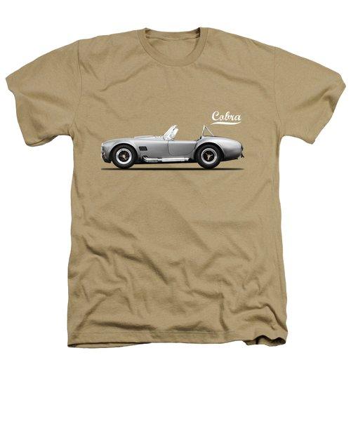Shelby Cobra 427 Sc 1965 Heathers T-Shirt by Mark Rogan