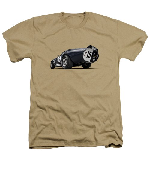 Shelby Daytona Heathers T-Shirt by Douglas Pittman