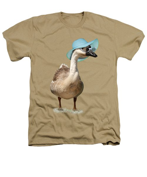 Summer Goose Heathers T-Shirt by Gravityx9  Designs