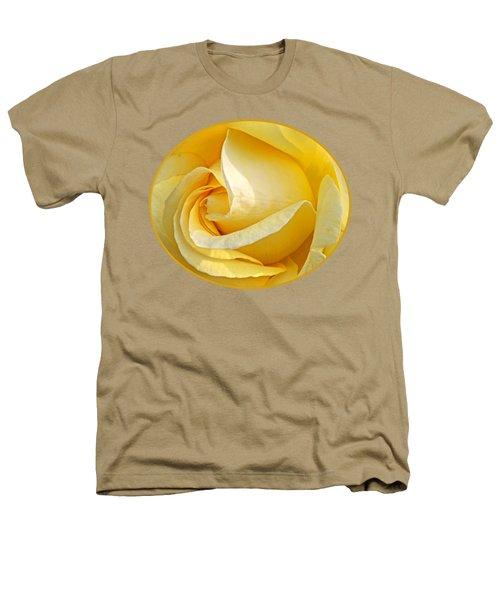 Sunshine Rose Heathers T-Shirt by Gill Billington
