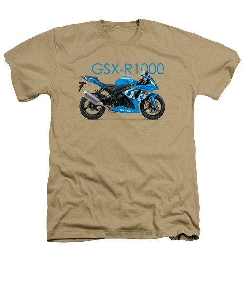 Suzuki Gsx R1000 Heathers T-Shirt by Mark Rogan