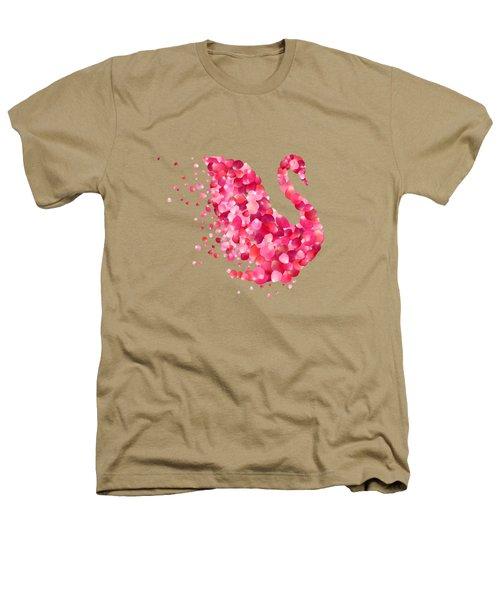 Swan Heathers T-Shirt by Aloke Design