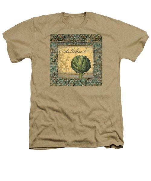 Tavolo, Italian Table, Artichoke Heathers T-Shirt by Mindy Sommers