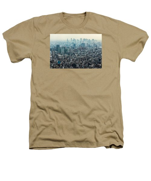 The Great Tokyo Heathers T-Shirt by Peteris Vaivars