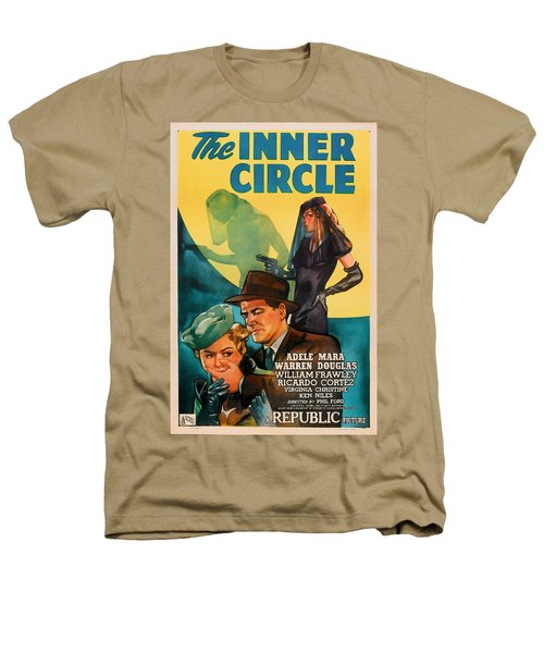 The Inner Circle 1946 Heathers T-Shirt by Mountain Dreams