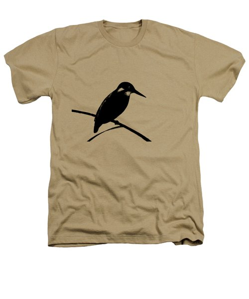 The Kingfisher Heathers T-Shirt by Mark Rogan