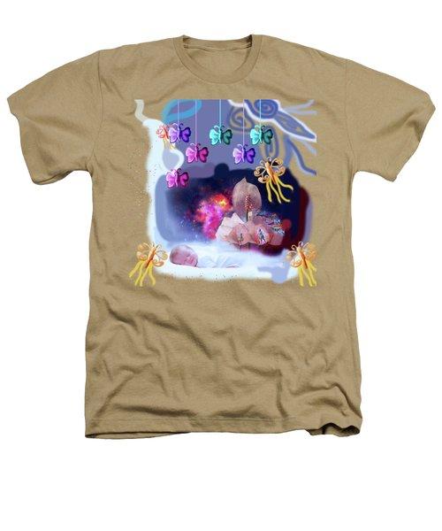 The Real Little Baby Dream Heathers T-Shirt by Artist Nandika  Dutt