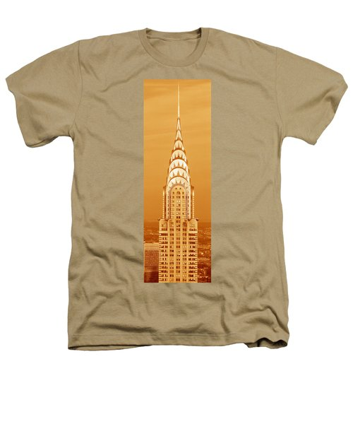 This Is A Sepiatone Close Heathers T-Shirt by Panoramic Images