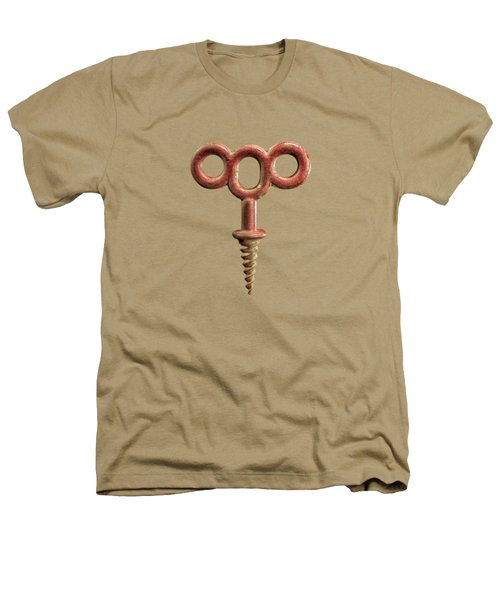 Foot Iron Heathers T-Shirt by YoPedro