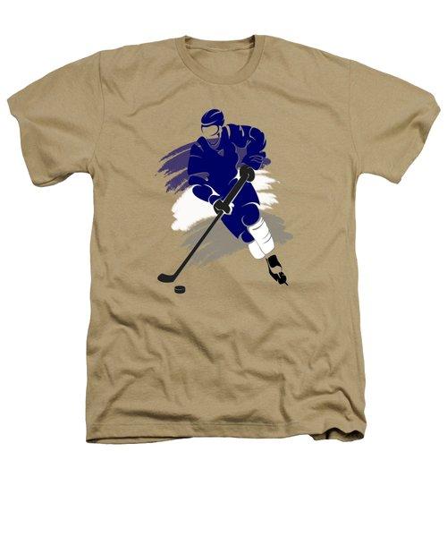 Toronto Maple Leafs Player Shirt Heathers T-Shirt by Joe Hamilton