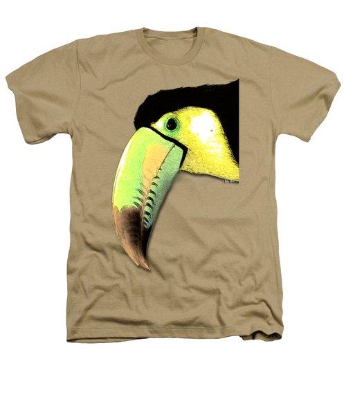 Toucan Do It Heathers T-Shirt by Russ Harris