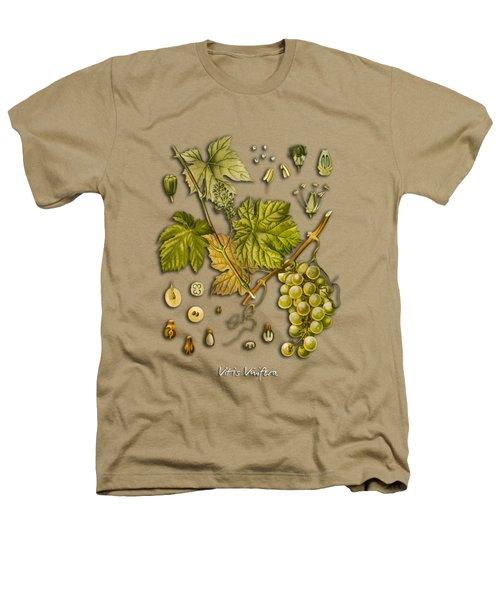 Vitis Vinifera Heathers T-Shirt by Justyna JBJart