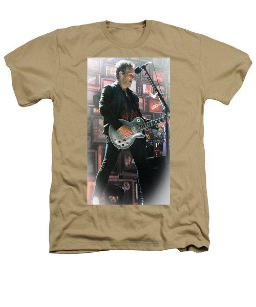 Vivian Campbell Heathers T-Shirt by Luisa Gatti