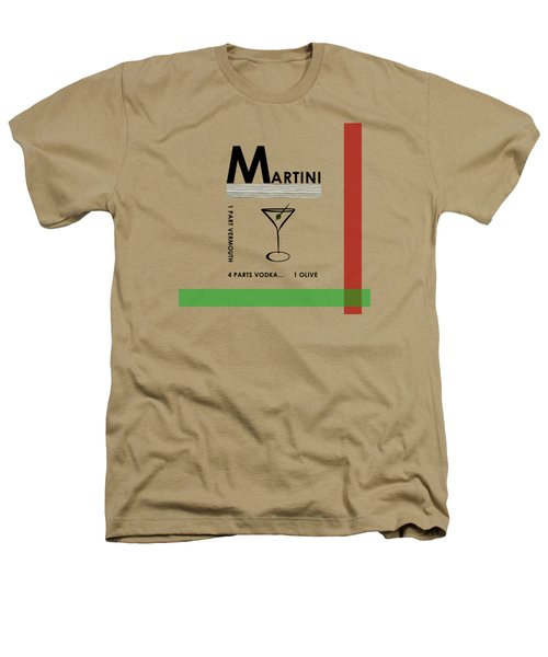 Vodka Martini Heathers T-Shirt by Mark Rogan