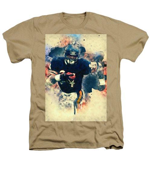 Walter Payton Heathers T-Shirt by Taylan Apukovska
