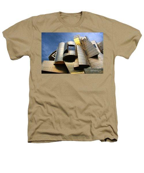 Weisman Art Museum University Of Minnesota Heathers T-Shirt by Wayne Moran
