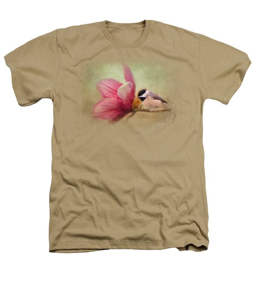 Welcome Spring Heathers T-Shirt by Jai Johnson