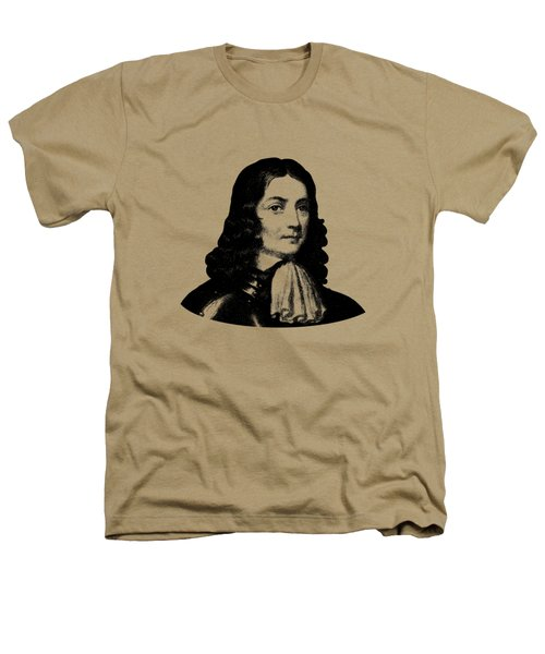 William Penn - Pennsylvania Founder Heathers T-Shirt by War Is Hell Store