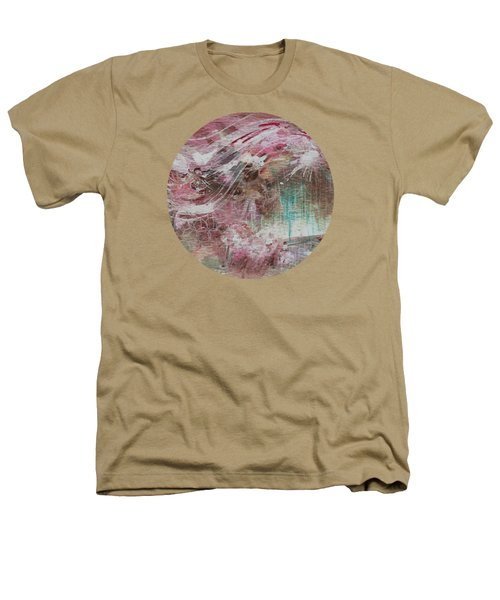 Wind Dance Heathers T-Shirt by Mary Wolf