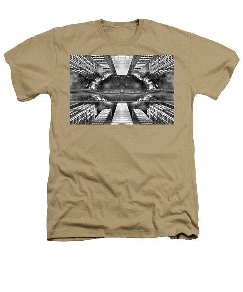 Worlds End  Heathers T-Shirt by Az Jackson