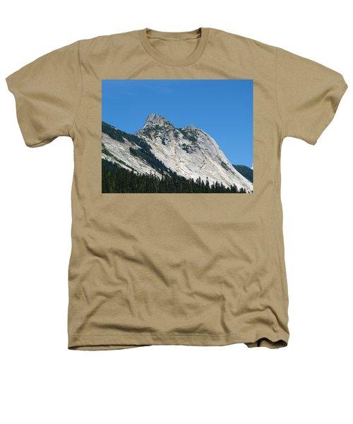 Yak Peak Heathers T-Shirt by Will Borden