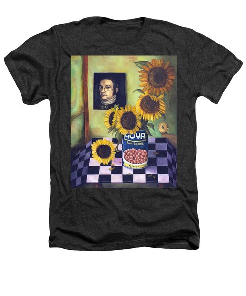 Goyas Heathers T-Shirt by Leah Saulnier The Painting Maniac