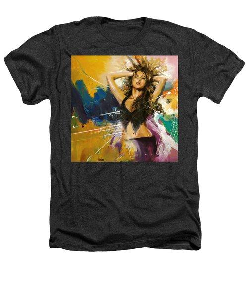 Shakira Heathers T-Shirt by Corporate Art Task Force