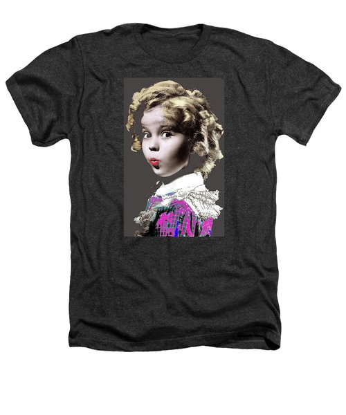 Shirley Temple Publicity Photo Circa 1935-2014 Heathers T-Shirt by David Lee Guss