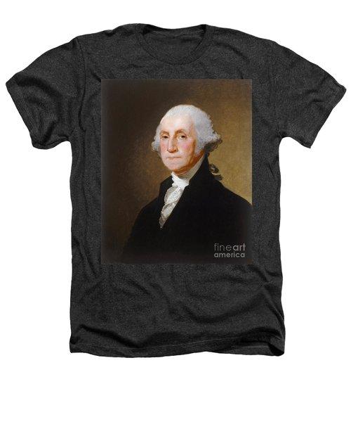 George Washington Heathers T-Shirt by Gilbert Stuart