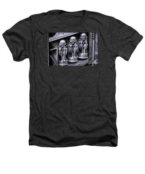 Alien Elton Heathers T-Shirt by Timothy Hacker