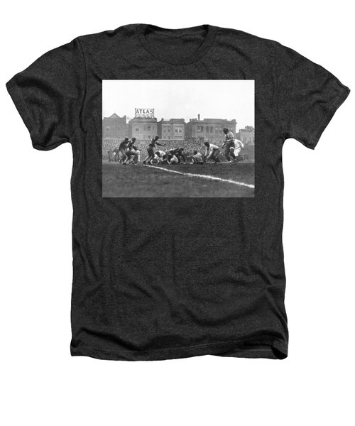 Bears Are 1933 Nfl Champions Heathers T-Shirt by Underwood Archives