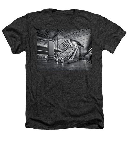 Beneath The Surface Of Reality Heathers T-Shirt by Evelina Kremsdorf