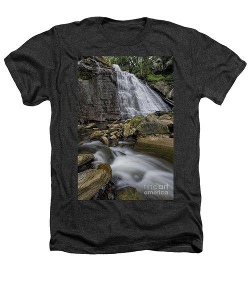 Brandywine Flow Heathers T-Shirt by James Dean