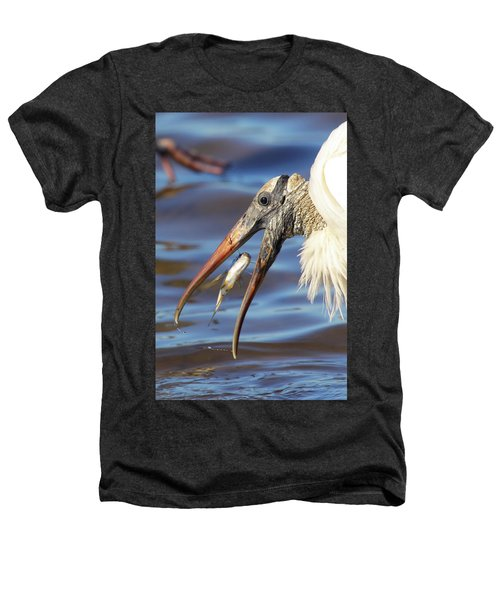 Catch Of The Day Heathers T-Shirt by Bruce J Robinson