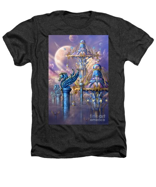 City Of Swords Heathers T-Shirt by Ciro Marchetti