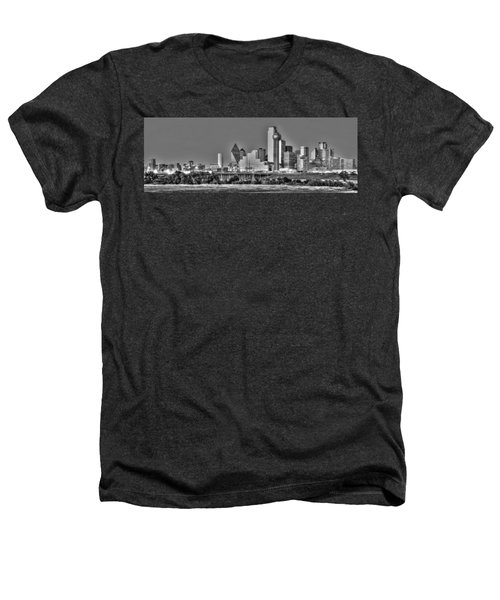 Dallas The New Gotham City  Heathers T-Shirt by Jonathan Davison