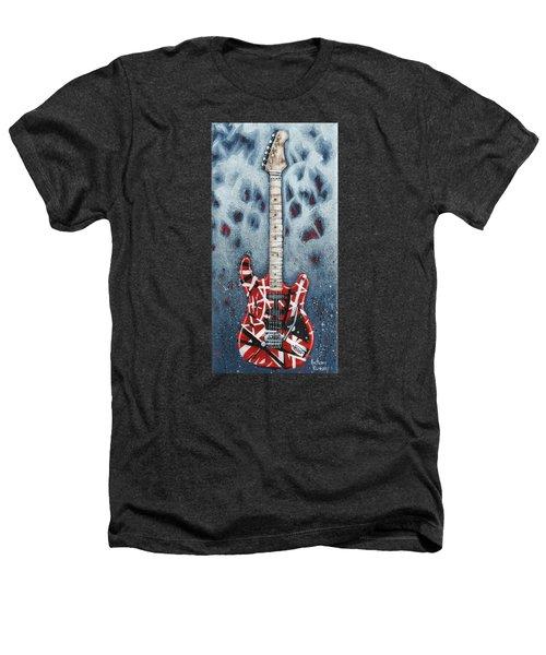Eddie's Frankenstrat Heathers T-Shirt by Arturo Vilmenay
