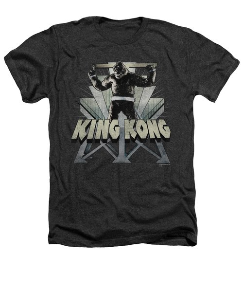 King Kong - 8th Wonder Heathers T-Shirt by Brand A