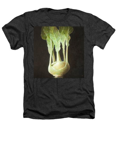 Kohl Rabi, 2012 Acrylic On Canvas Heathers T-Shirt by Lincoln Seligman