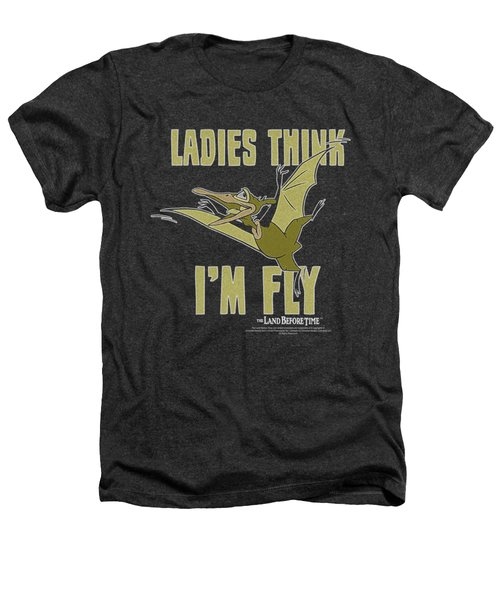 Land Before Time - I'm Fly Heathers T-Shirt by Brand A
