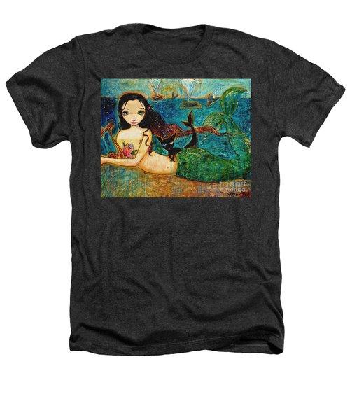 Little Mermaid Heathers T-Shirt by Shijun Munns