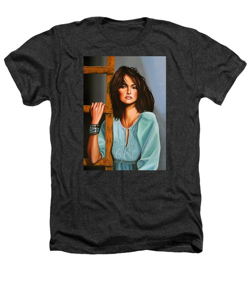 Penelope Cruz Heathers T-Shirt by Paul Meijering