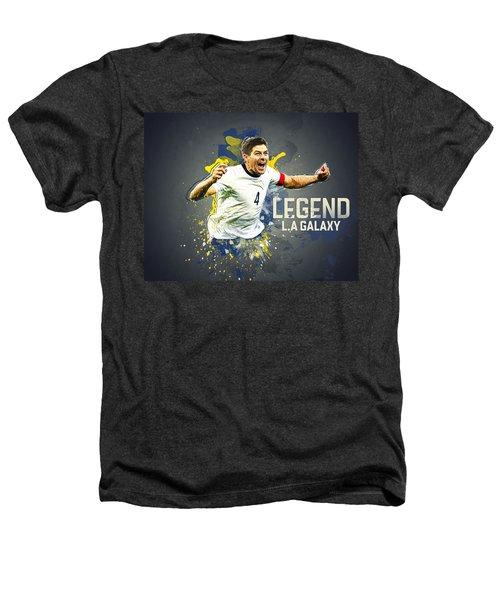 Steven Gerrard Heathers T-Shirt by Taylan Soyturk
