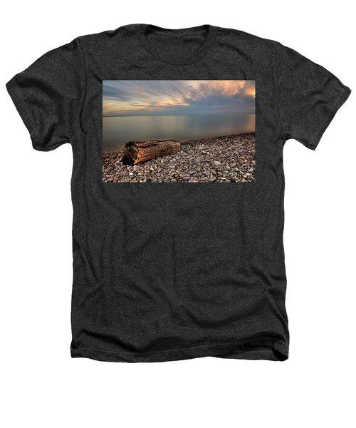Stone Beach Heathers T-Shirt by James Dean